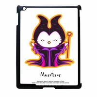 Hello Kitty Love Maleficent Disney iPad 4 Case