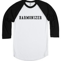 Fifth Harmony Baseball Tee-Unisex White/Black T-Shirt