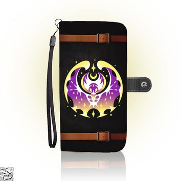 Full Moon, Pokemon Wallet Case