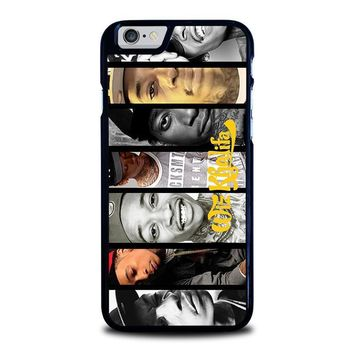 wiz khalifa iphone 6 6s case cover  number 1