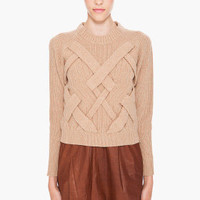 3.1 Phillip Lim 3d Cable Sweater for women
