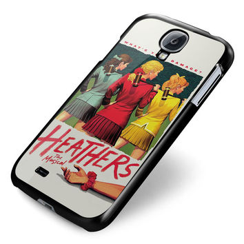 Heathers Broadway Musical Poster for Samsung Galaxy S4