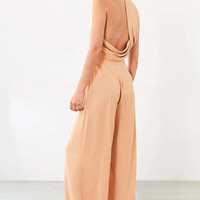 Keepsake Rescue Me Wide-Leg Jumpsuit - Urban Outfitters