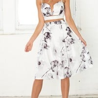 Adore You Set in Black Print