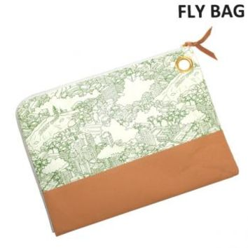 Strapya World : Fly Bag Super Light Multi-Purpose Clutch Bag Version 2.0 (Los Angeles Edition)