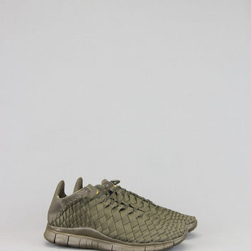 NIKE FREE INNEVA WOVEN TECH SP DARK LODEN | BLENDS