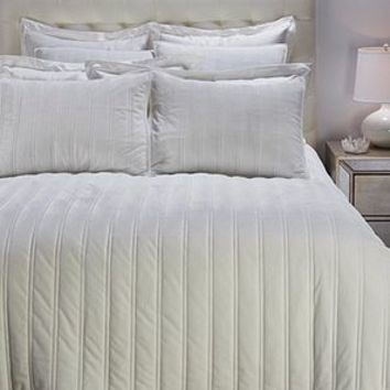 Emery Bedding - Pearl | Chic Essentials - All | Collections | Z Gallerie