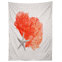 Hadley Hutton Coral Sea Collection 4 Tapestry