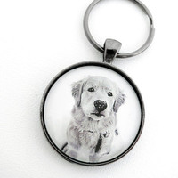 Custom Photo Keychain - Personalized Keychain - USE YOUR PHOTO - Order and email photo - Awesome Gift Idea!