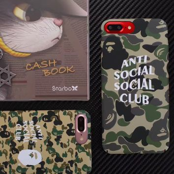 Hot Deal Cute Stylish Iphone 6/6s On Sale Apple Iphone Camouflage Phone Case [15192326163]