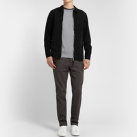Our Legacy - Zipped Suede Shirt | MR PORTER