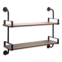 Melrose Gifts Double Shelf Wall Rack | Nordstrom