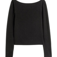 H&M Jersey Top $14.99