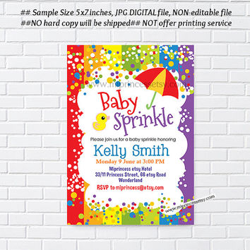 Sprinkle invitations for a boy products on baby shower invitations rainbow baby shower invitations sprinkle invitations for a boy products on baby shower invitations custom dr filmwisefo