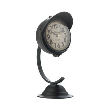 Vintage Iron Desk Clock | 2 Colors