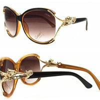 Versace Women Fashion Popular Shades Eyeglasses Glasses Sunglasses [2974244491]