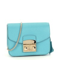 Furla Metropolis Mini Chain Strap Cross-Body Bag | Dillards