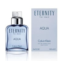 Calvin Klein Eternity Aqua for Men Eau de Toilette 3.4 oz