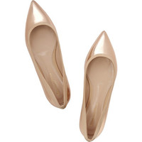 pointed nude flats - Google Search