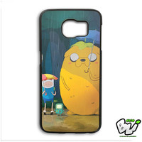 Jake And Finn Totoro Samsung Galaxy S6 Edge Plus Case