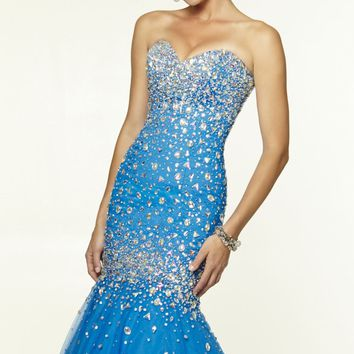 Paparazzi by Mori Lee 97040 Dress