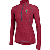 Stanford University Cardinal Women's 1/4 Zip Pullover