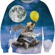 The Fast and the Furriest Crewneck Sweatshirt