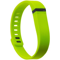 Fitbit Flex Replacement Wrist Band With Clasps Size Large - Olive Green