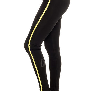 The Relay Leggings in Black