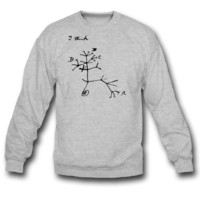 DARVIN I THING TREE CREWNECK SWEATSHIRT