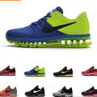 2017 max KPU running shoes for men sports shoes high quality sneaker ,size US 7-13 , free shipping
