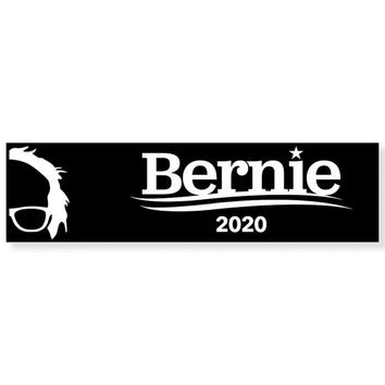 Bernie 2020 Bumper Sticker, Feel the Bern, 2020 Sticker, Still Bernin, Vinyl Sticker, Car Sticker, Bernie Sanders Decal