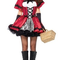 Gothic Red Riding Hood Costume | Oya Costumes