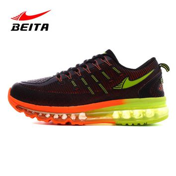 Sports Men's Shoe Brand Sneaker Air Max Breathable Running Shoes for Men Running Sports Shoe Men Sneaker Men Design Trainers
