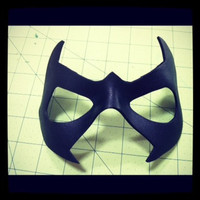 Nightwing Mask by MasksByMandy on Etsy