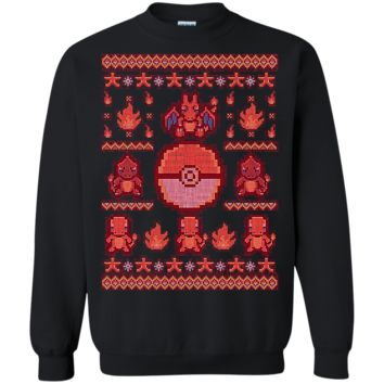 Charizard Pokemon Ugly Sweater Perfect Christas Gifts