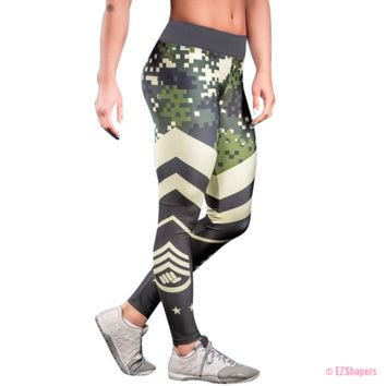 Workout Camouflage Leggings