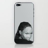 Naomi Campbell iPhone & iPod Skin by Three of the Possessed | Society6