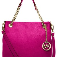 Women's MICHAEL Michael Kors 'Jet Set - Medium' Chain Shoulder Tote