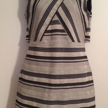 Black And White Stripe Dress (Kate Spade Saturday)