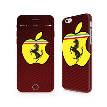 Ferrari Apple iPhone 6/6 Plus Skin