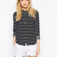 Vero Moda Striped Shirt