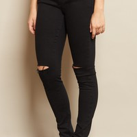 Back to Black High Waist Jegging