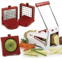 Norpro French Fry Cutter-Fruit Wedger