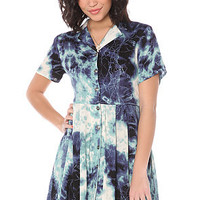 Evil Twin The Dry Lightning Babydoll Shirt Dress : Karmaloop.com - Global Concrete Culture