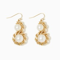 Imogen Pearl Earrings | Fashion Jewelry - Special Occasion | charming charlie