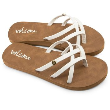 Volcom New School Young Girl's Sandals