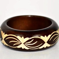 Native Wood Bangle
