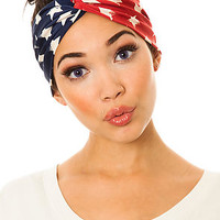 The Flag Turban (Exclusive)
