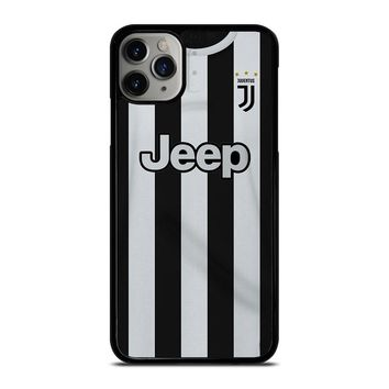 JUVENTUS JEEP FOOTBALL JERSEY KIT iPhone Case Cover